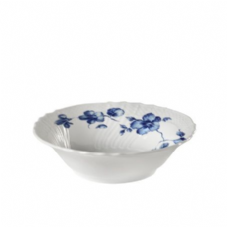 Richard Ginori Rose Blue Fruit Saucer 15.5cm